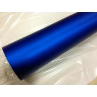 printing PVC self adhesive waterproof vinyl rolls Chrome vinyl wrap for cars Manufactures