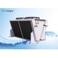 Air Cooled Screw Cooler Evaporator Top Air Discharge With R407C Refrigerant Manufactures