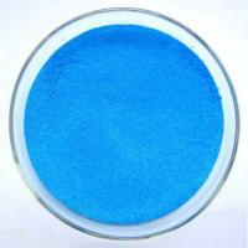 Quality 14025-15-1 Micronutrient Fertilizer Blue Crystalline Powder for sale