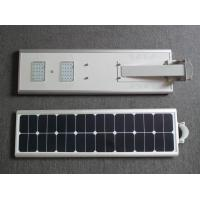 All in one Outdoor Led Street Lights 25 watt  Solar Powered Manufactures