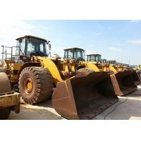China Used CAT 980G Wheel Loader Caterpillar Shovel Payloader 9465*3250*3750 mm on sale