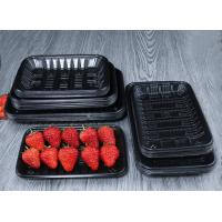 Disposable tray supermarket fruit and vegetable packaging food  fresh trays Manufactures