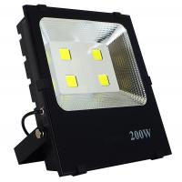 High power WW CW Red Pink Outdoor Light Fixtures for Buildings 200W LED Flood Light Manufactures