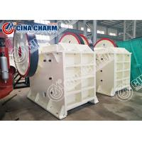 Stone Ceramic Jaw Crusher Plant Road Construction Machinery Pex-150x750 100 Tph Manufactures