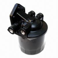 Fuel Filter, Available in Die-casting Head Design Manufactures
