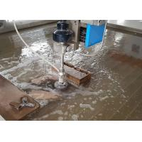 Carbon Fiber 5 Axis Water Jet Cutting Machines For Water Jet Metal Cutting Service Manufactures