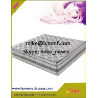 Quality euro top style king size pocket spring mattress sale for sale
