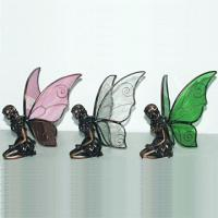 hang glass angel ornament Manufactures