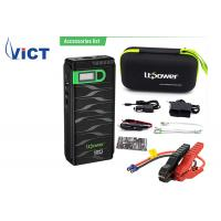 12 Volt Portable Car Battery Jump Starter 1200 Amp Peak For Light Duty / Heavy Duty Trucks