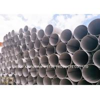 2B Surface S31803 Duplex Stainless Steel Pipe Heat Resitance For Cargo Tanks Manufactures