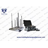 China Powerful Drone Jamming Device Portable WIFI 5.8G Drone Signal Jammer on sale
