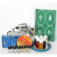 China Temporary Airbrush Tattoo Starter Kit on sale