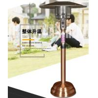 46000 BTU Natural Gas Outdoor Patio Heater , Big Outdoor Heater With Thermostat Manufactures