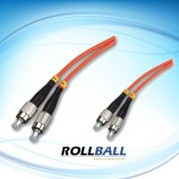 China FC Fiber Optic Patch Cord With Customized Length , PC / APC Ferrule on sale