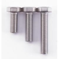 Buy cheap DIN933 M24 Hex Head Bolt Stainless Steel Bolts M16X80 Hot Dip Galvanized from wholesalers