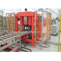 Buy cheap 18m Bus Bar Assembly Machine Single Layer Busbar Current Rate 630A-2500A from wholesalers