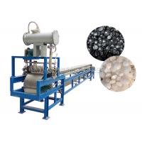 Quality 50kg/H - 1000kg/H Wax Pellet Machine Wax Pellet Equipment Frequency Control for sale