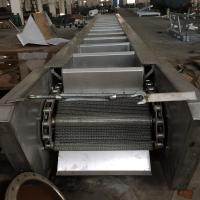 China Stainless Steel Wire Mesh Conveyor Belt 55 - 110KW Long Service Life on sale