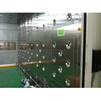 T Type Movable Class 1000 Air Shower Tunnel For Clean Room And Workshop Manufactures