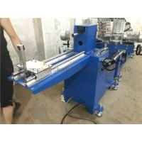 High Speed 6 Cutting Knife System Paper Straw Making Machine In Stainless Steel Manufactures