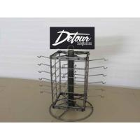 Visual Merchandising Table Top Display Stand Spinner Dust Proof Manufactures