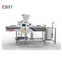 China Automatic Ice Machine / Ice Cube Machine With Full Automatic Packing System on sale