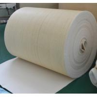 China Polypropylene Needle Felt Filter Cloth Micron Filter Fabric 1.5mm - 3mm Thickness on sale