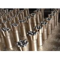 Jack Hammer Rock Drill Bits Thread Button Bits For Road Construction Hole Drilling