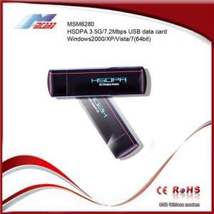Hot sales-portable 7.2M HSDPA 3G USB wireless modem Manufactures
