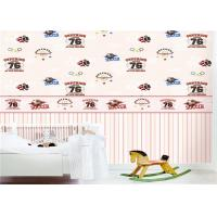 Colourful Kids Bedroom Wallpaper Non - Toxic For Boys / Girls , Free Samples Manufactures