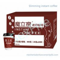 Slimming Instant Coffee , Herbal Weight Loss Pills With Strong Effect Manufactures