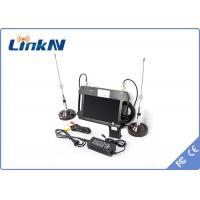 Buy cheap AV 1W 30dbm Air To Ground Wireless Hd Transmitter With -106dbm Receive from wholesalers