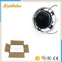 16 Inch Brushless Electric Bike Hub Motor For Bicycles , 48V 1000W Mountain Bike Electric Motor Manufactures