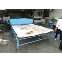 Quality CE Heat Transfer Glass Machine Large Format For Aluminun Print for sale