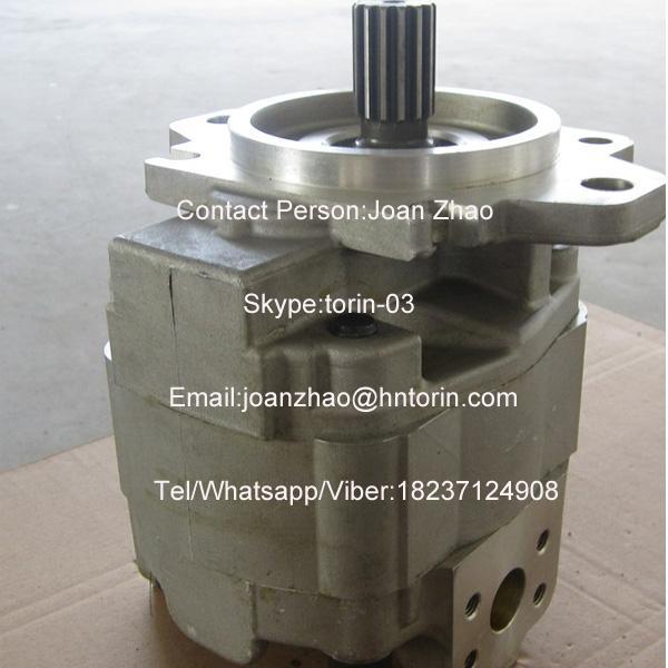 Hydraulic Pump Manufacturers : Hydraulic pump komatsu b