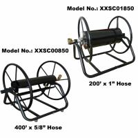 """Quality Hose Reel, for Large Ground, 60M (200F) Length Capacity for 1"""" Hose for sale"""