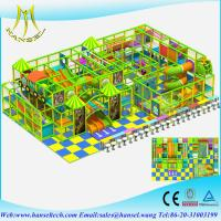 China Hansel soft playground set soft indoor playground equipments on sale
