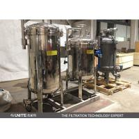 Stainless Steel Parallel Type Bag Filter Housing Manufactures