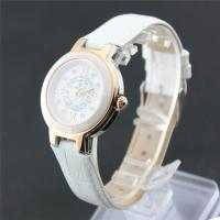 China Japan quartz movement watches , leather band / sapphire glass on sale