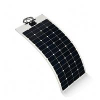 Compacted Custom Solar Cells Flexible Double-Sided TPT Backsheet 140W Manufactures
