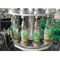 China Hot Melt Opp ROPP Sticker Labeling Machines For Bottles , Label Applicator Equipment on sale
