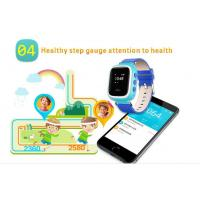 Q523 GSM 1.0 touch screen kids Cell Phones Smart Watch with Video Call watch mobile phones for kids Manufactures