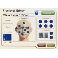 1550nm Fractional Erbium Glass Laser For Skin Resurfacing , Anti Wrinkle Machine Manufactures