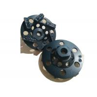 Removal Coating 5 Inch Diamond Cup Wheel / Segmented Diamond Cup Wheel Manufactures