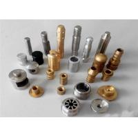 Harden Steel Tool Brass Machined Parts High Precision For Motorcycle Manufactures