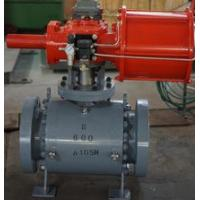 Split Body Pipeline Ball Valve for Natural Gas / Electric Power / Pump Stations Manufactures