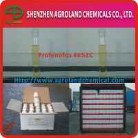 Quality Profenofos 89%TC 720g/L EC organic insecticide cas no 41198-08-7 systemic for sale