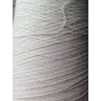 Quality Recycled Blended 100% Combed Organic Cotton Yarn for Pajamas Home Textiles 30Ne for sale