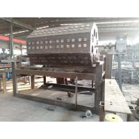 High Production Capacity recycle waste paper Apple Tray/Egg Tray Production Line Manufactures