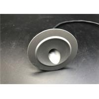 China 2W DMX512 RGB Dimmable Led Wall Lights With PVC Recessed Mounting Sleeve on sale